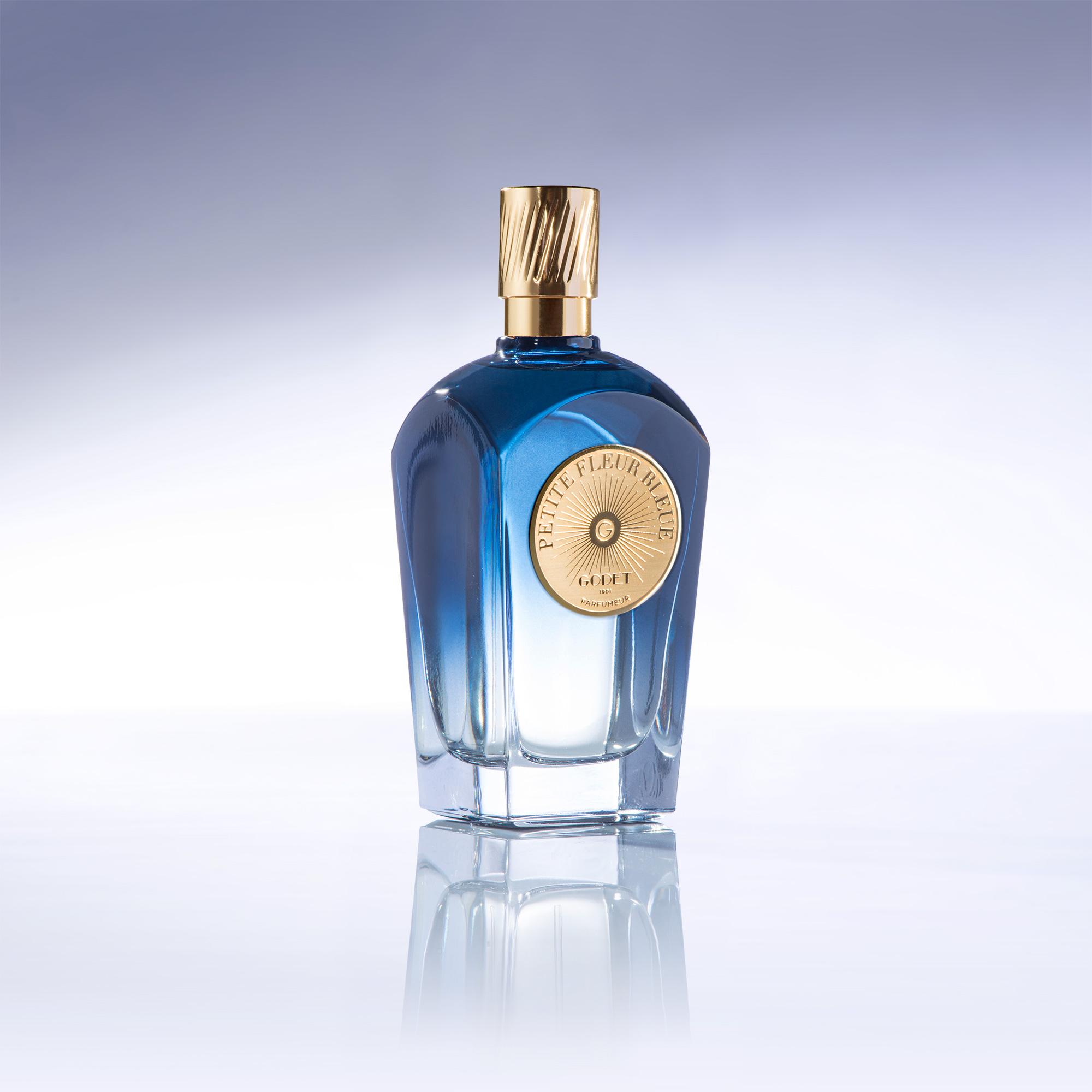 petite fleur bleue parfums godet. Black Bedroom Furniture Sets. Home Design Ideas